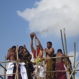 அருள்மிகு ஸ்ரீ ஆரணி கெங்கையம்மன் ஆலய கும்பாபிஷேகம்