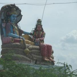 அழகர் மலைக்கோயில் தரிசனக் காட்சிகள்