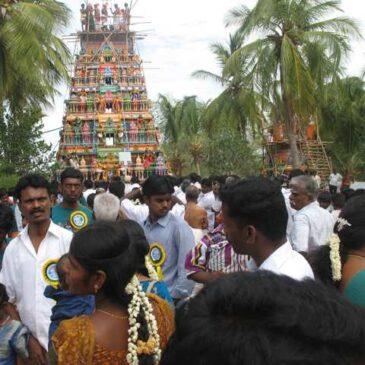 ஸ்ரீமங்களாம்பிகா சமேத வம்ஸோத்தாரகர் ஆலய மஹா கும்பாபிஷேகம்