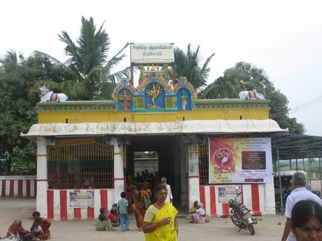 ஸ்ரீபத்ரகாளியம்மன் ஆலயம் திருவாலங்காடு
