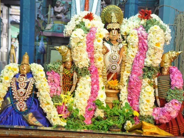 அருள்மிகு வேணுகோபால ஸ்வாமி திருக்கோயில் பிரம்மோற்சவம்