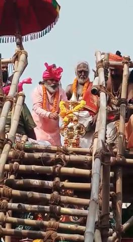 Varanasi Shri Nagreshwarar Temple Kumbabishekam